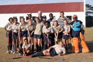Girls Under 13 Hockey Team