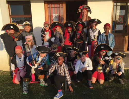 Pirates Day for Grade 2's