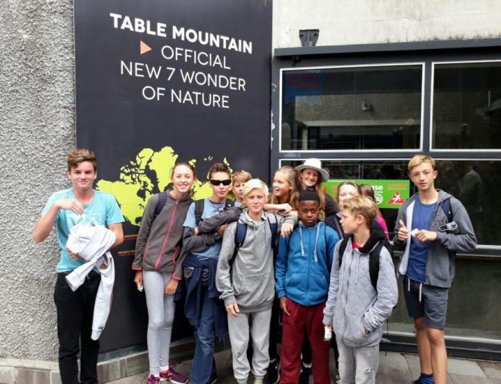 Grade 7's Magnificent Cape Town Tour