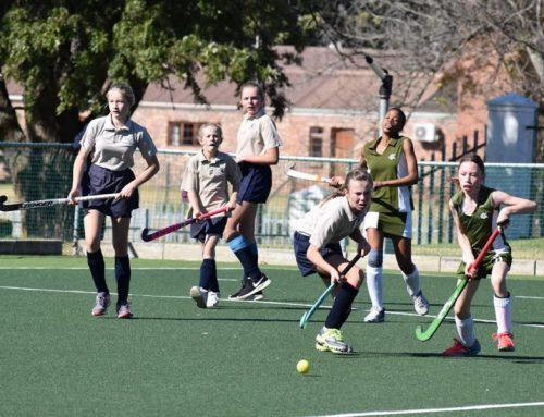 Girls Hockey Team makes St Francis College proud