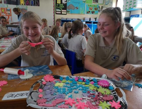 College Girls' Club supports Cupcakes 4 Kids with Cancer