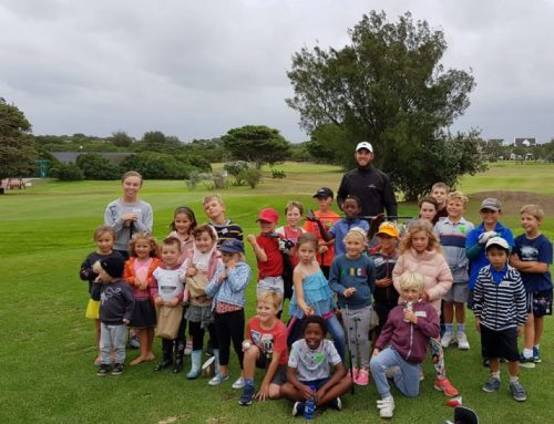ST FRANCIS COLLEGE GOLF DAY FUNDRAISER LOADS OF FUN!